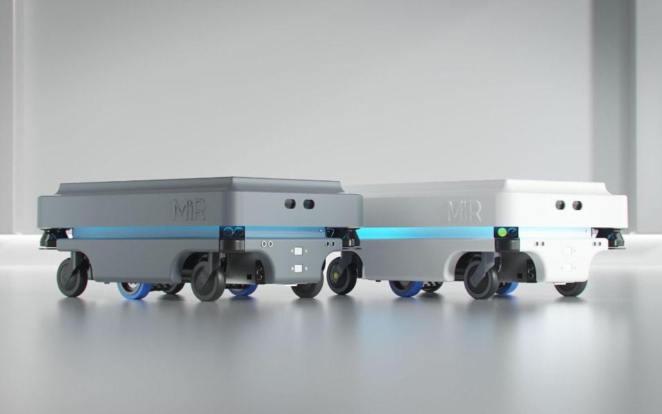 Roboty MIR