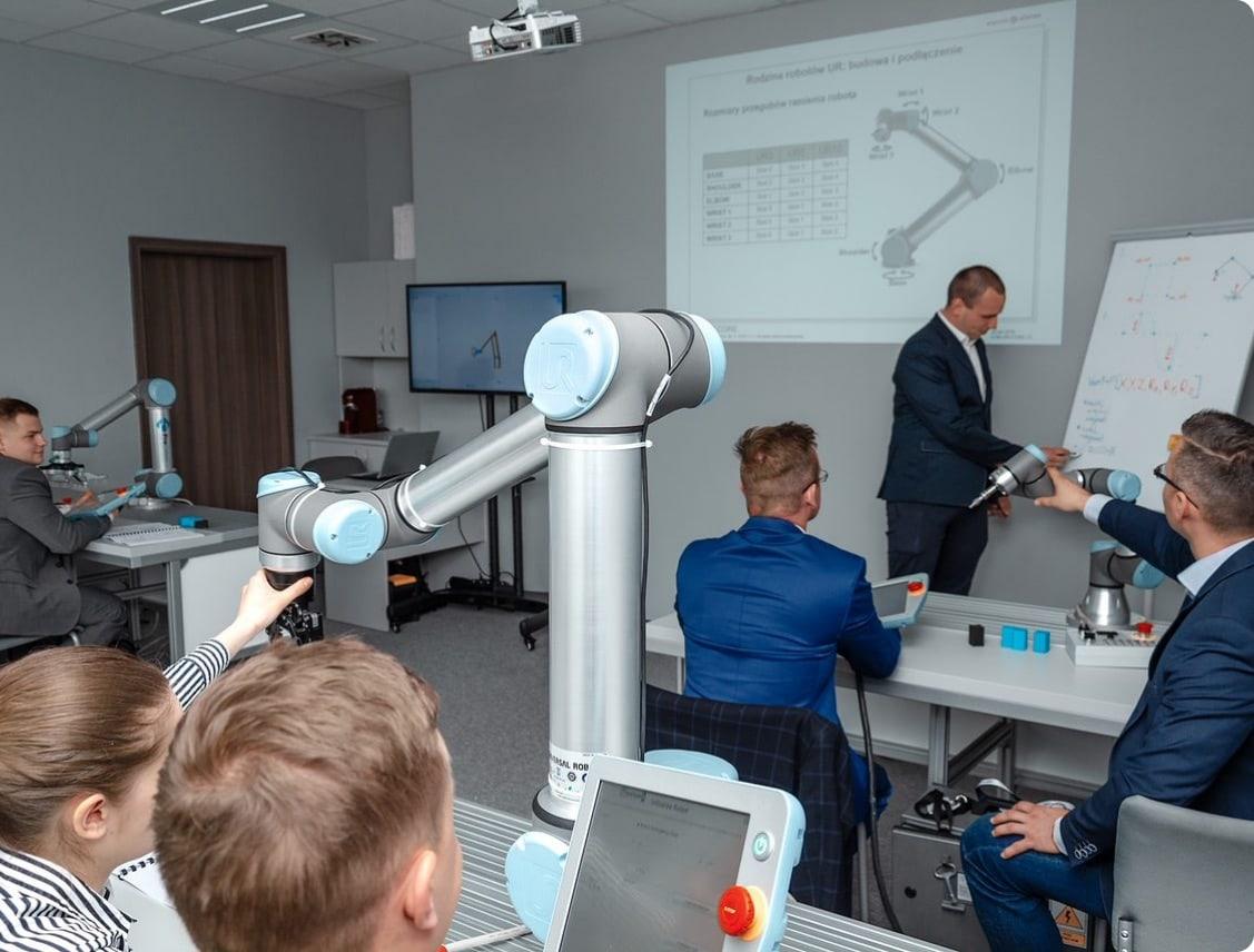 Szkolenia z robotyki