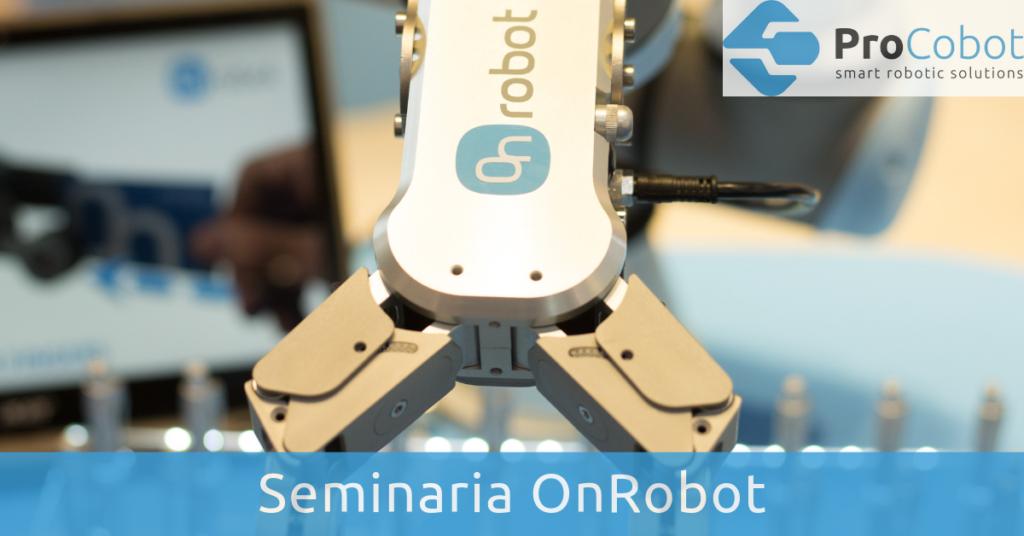 Seminaria OnRobot