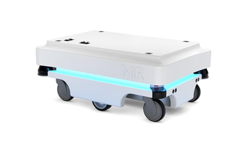 Roboty MIR100