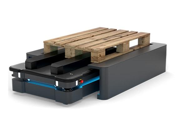 Robot MiR EU Pallet Rack