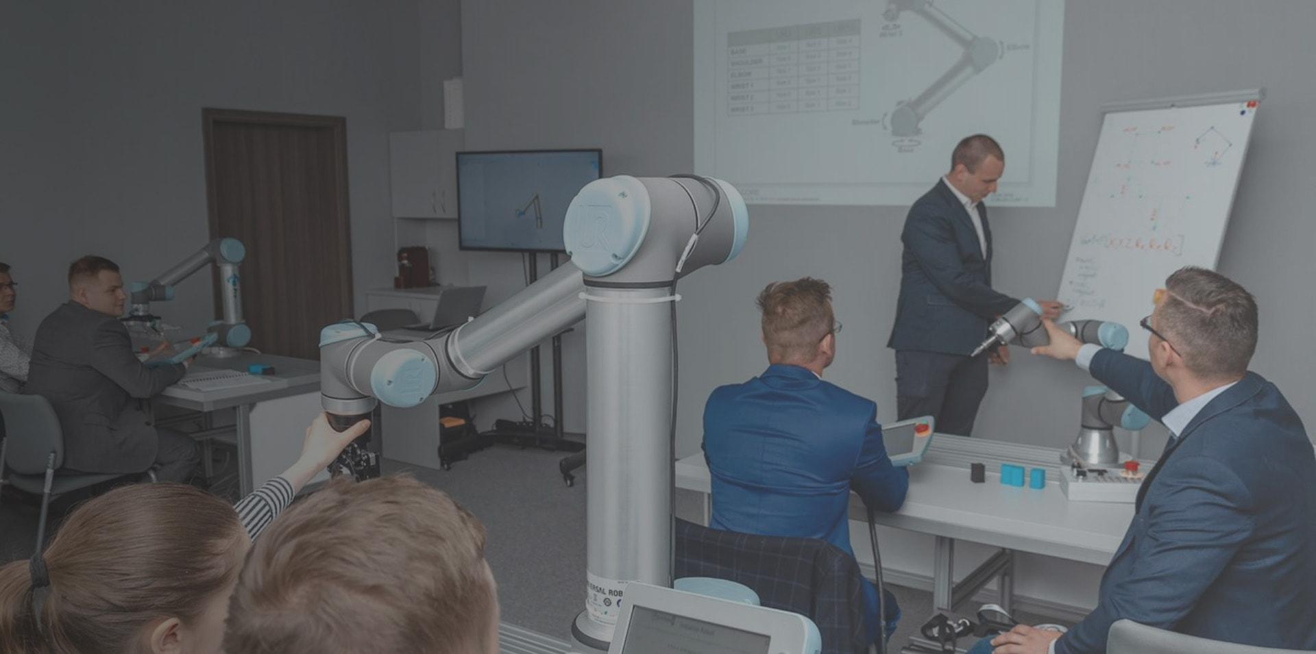 Blog o robotyce, automatyce, roboty ur, roboty mir