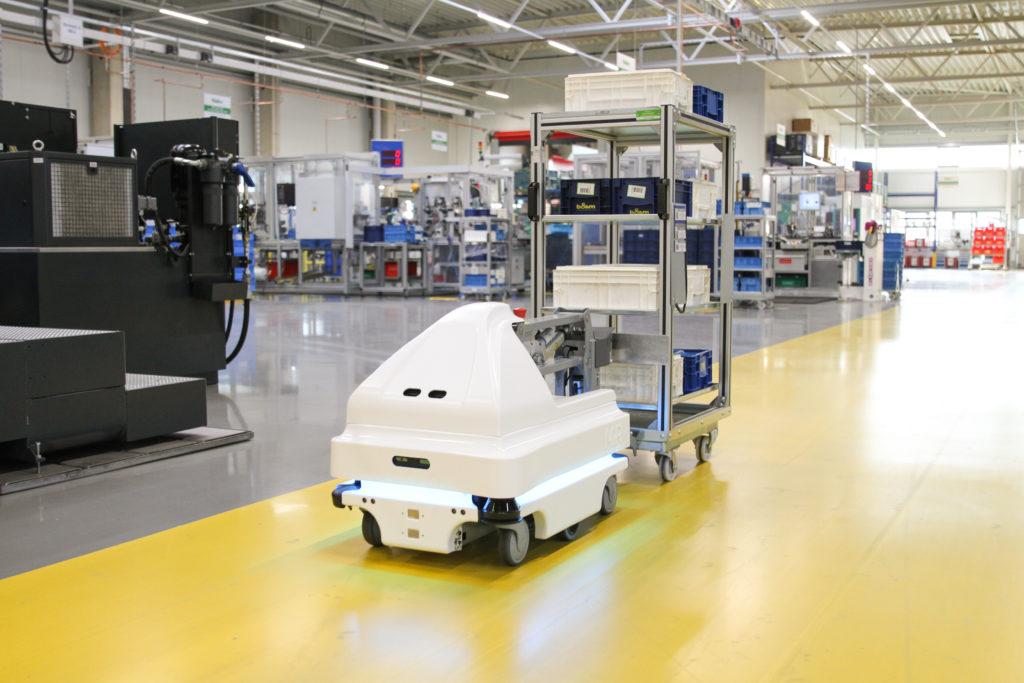 Roboty autonomiczne