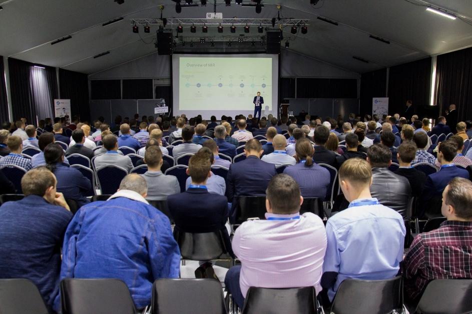 Forum Cobotyki 2019_sala wykładowa