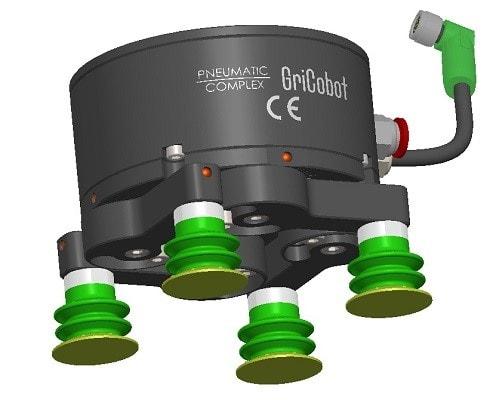 Chwytak ciśnieniowy Gricobot.4
