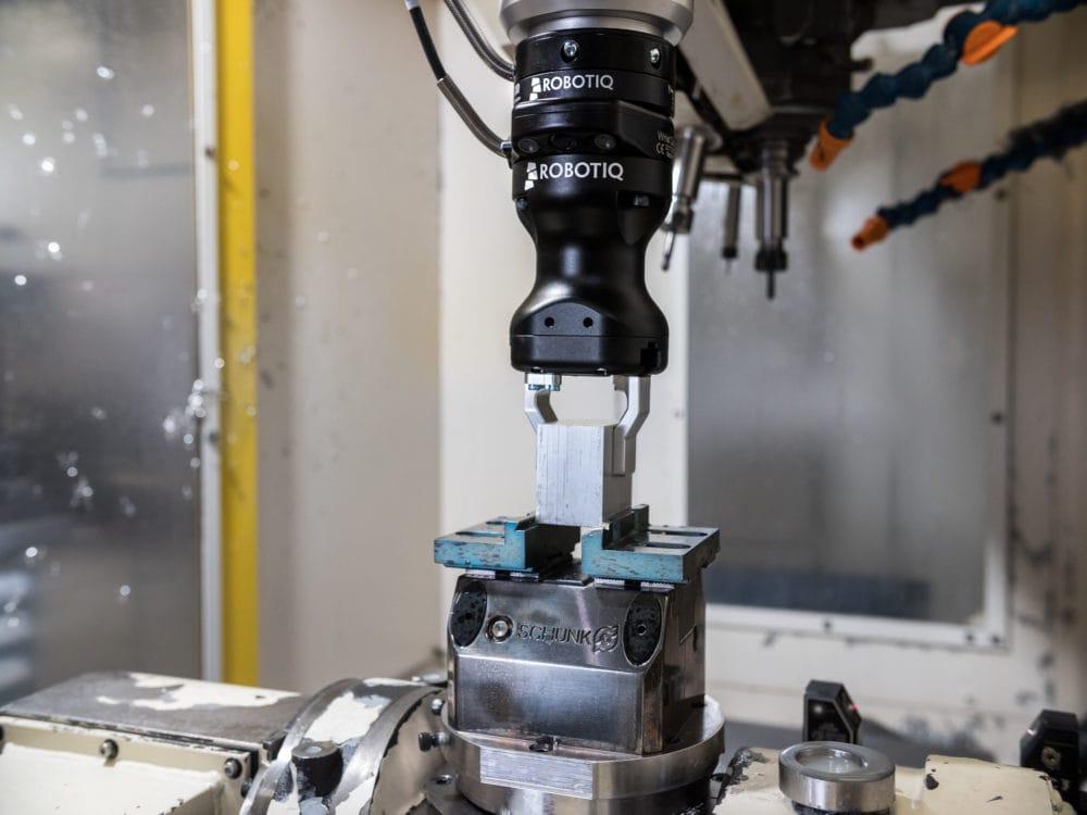 Dane techniczne Robotiq Hand-E Adaptive Gripper