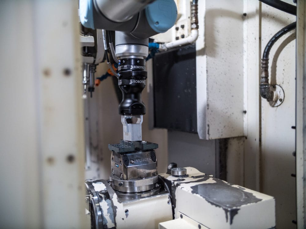 Czujnik siły momentu FT 300 zastosowanie w przemyśle