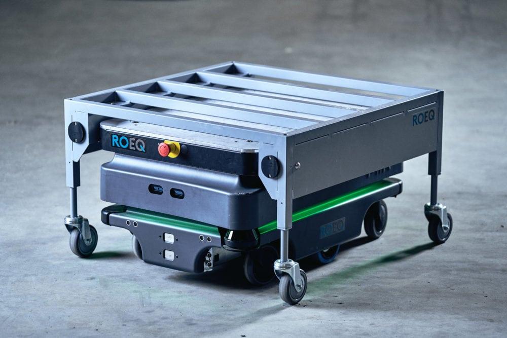C300 Cart dane techniczne wózka transportującego