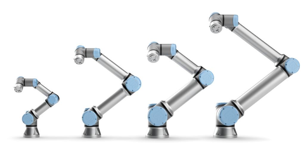 Roboty Universal Robots - zastosowanie
