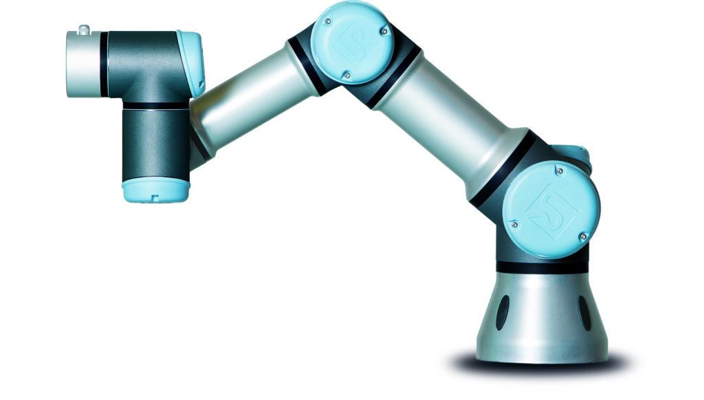 Robot współpracujący UR3