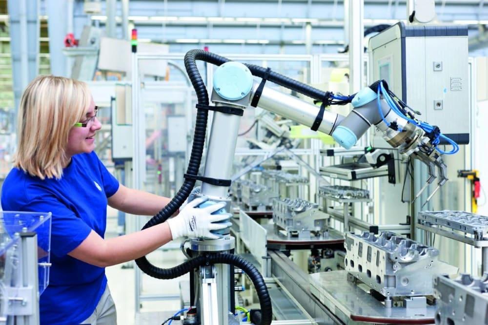 UR5 ramię robotyczne specyfikacja techniczna