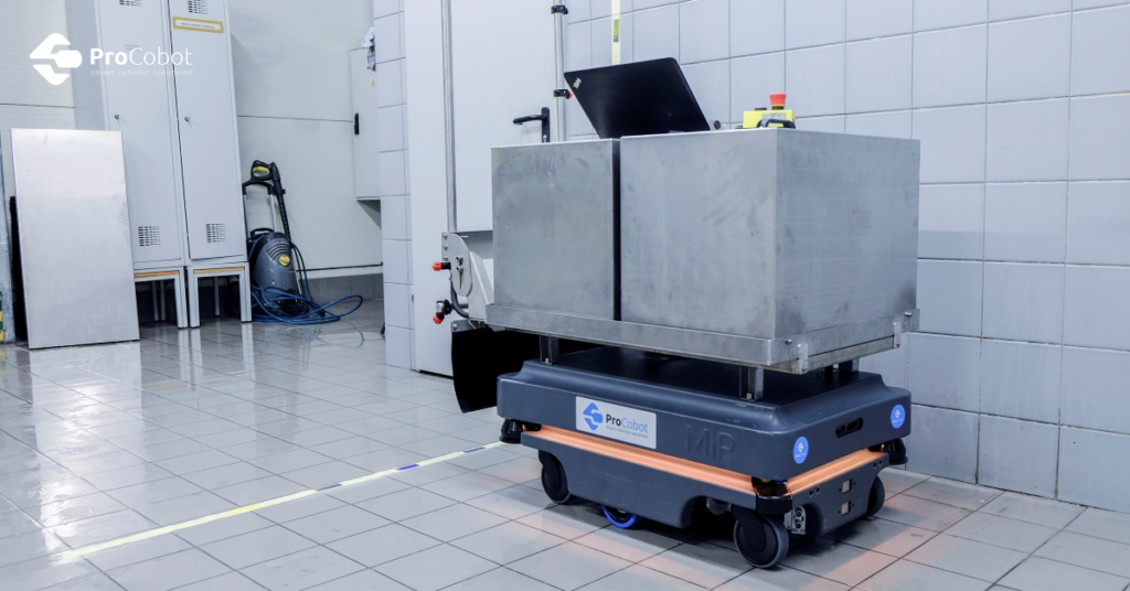 robot do dezynfekcji