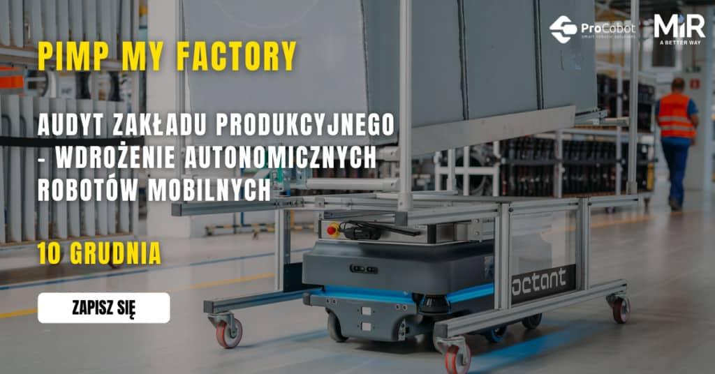 Pimp my factory