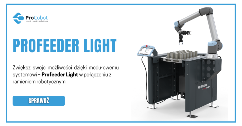 profeeder light_ProCobot