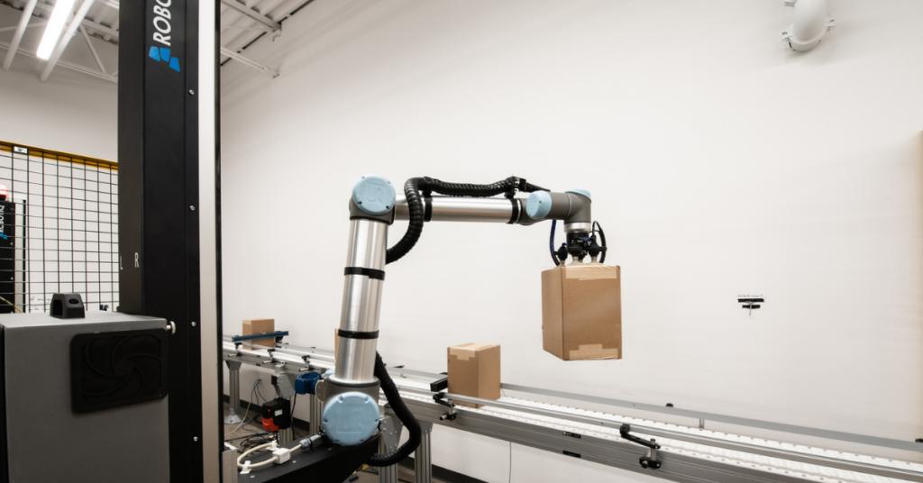 robotiq - paletyzacja