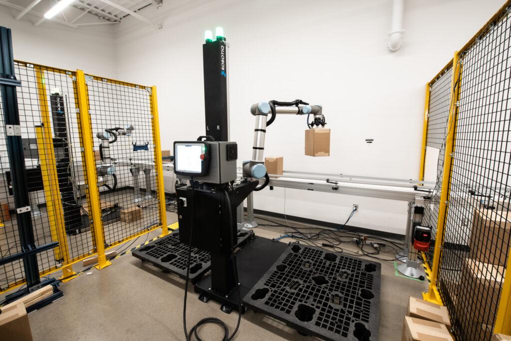robotiq paletyzer