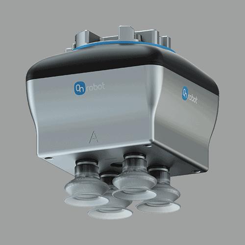 VGC10 - kompaktowy elektryczny chwytak podciśnieniowy
