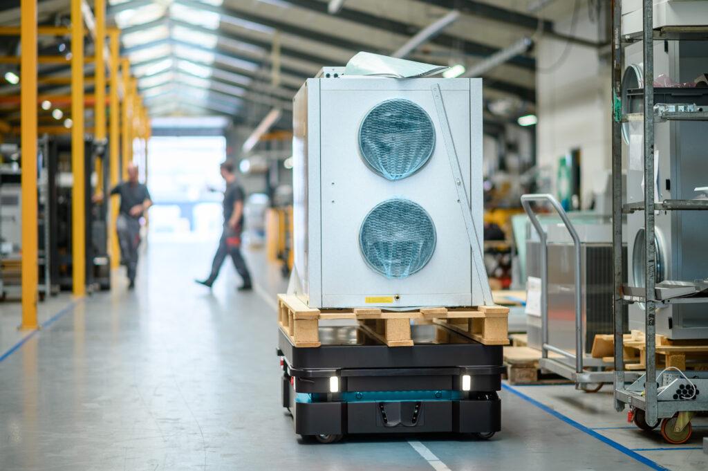 MiR1350 robot autonomiczny dane techniczne
